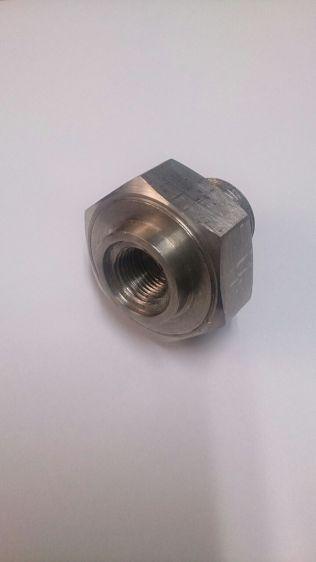 Mecanizado de acero Inox