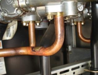 Instalación tubería para hidrocarburos